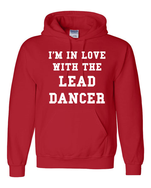 I'm in love with lead dancer Hoodie