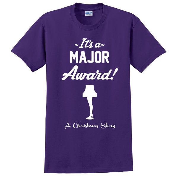 It's a major award Christmas story a T Shirt