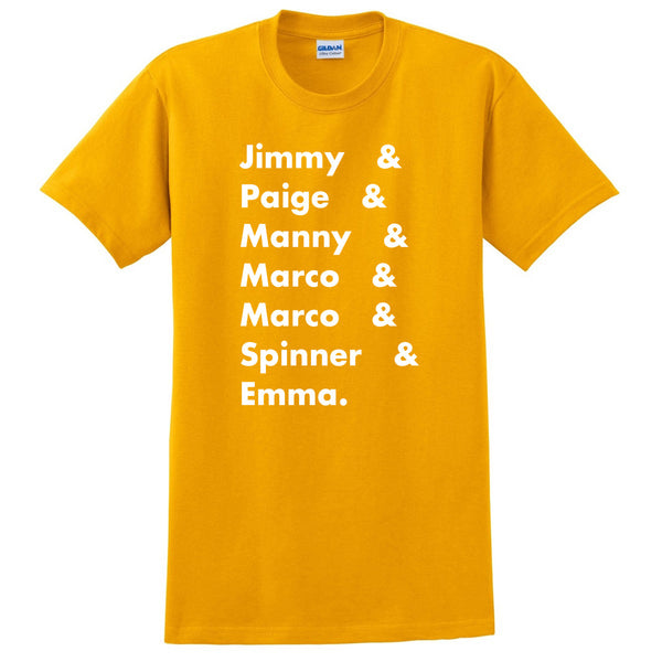 Jimmy & ... T Shirt