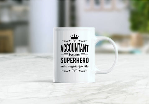 Accountant mug, Accountant gifts, Accountant gift ideas, Accountant coffee mug