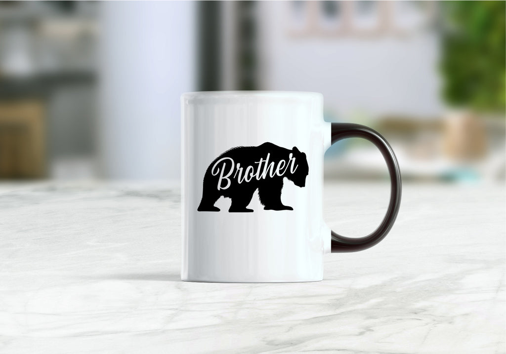 Brother bear coffee mug