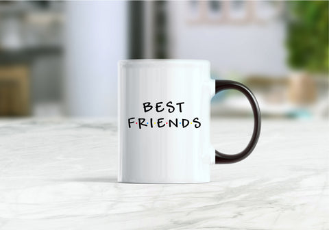 Best friends coffee mug