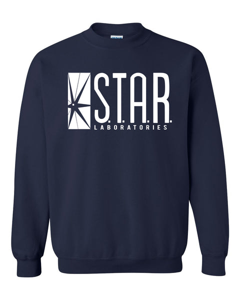 Star laboratories Crewneck Sweatshirt