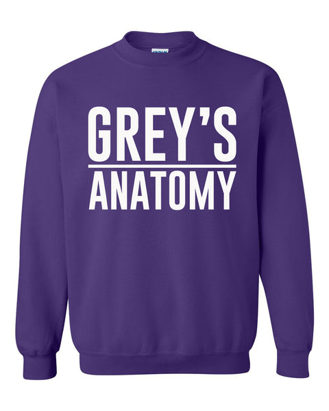 Grey's Anatomy Crewneck Sweatshirt