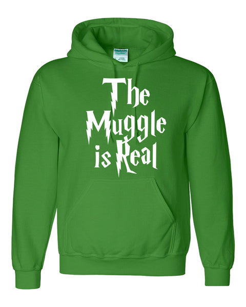 The muggle is real Hoodie
