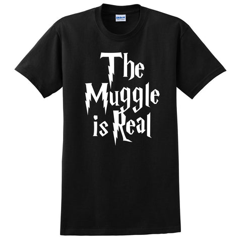 The muggle is real T Shirt
