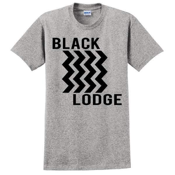 black lodge T Shirt