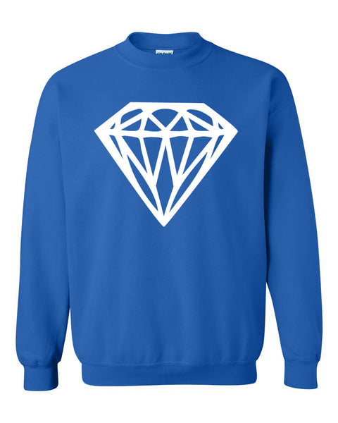 Diamond Crewneck Sweatshirt