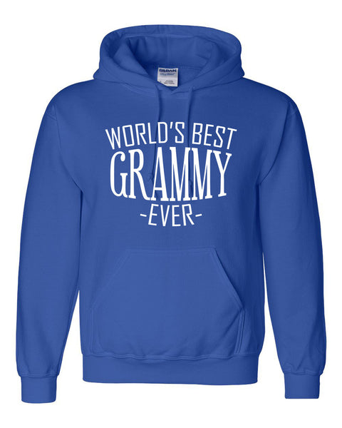 World's best grammy ever hoodie family mother's day  birthday christmas holiday gift ideas  best grandma  grandmother