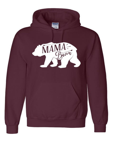 Mama bear hoodie new mom mommy mother sweater mother's day gift ideas