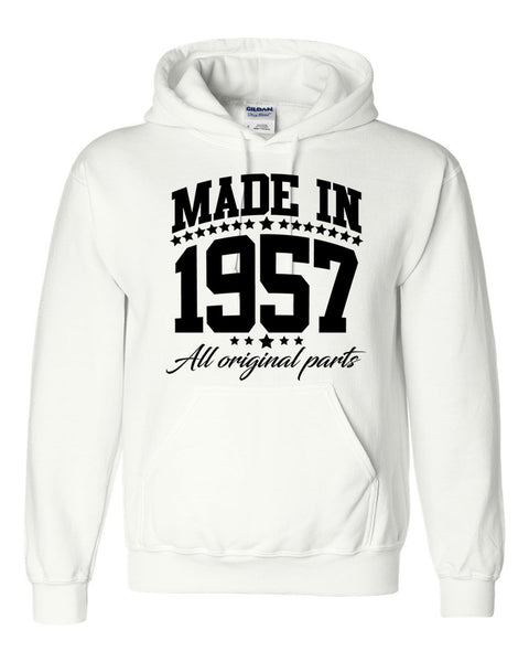 Made in 1957 all original parts Hoodie