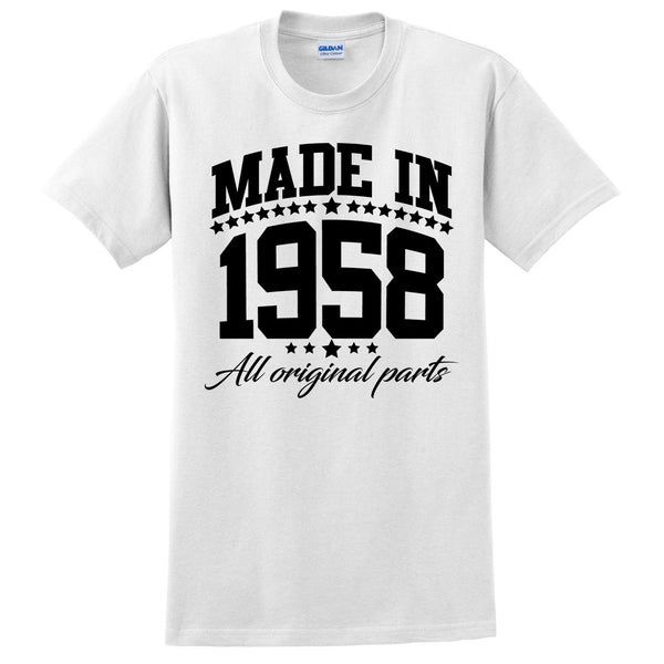 Made in 1958 all original parts T Shirt