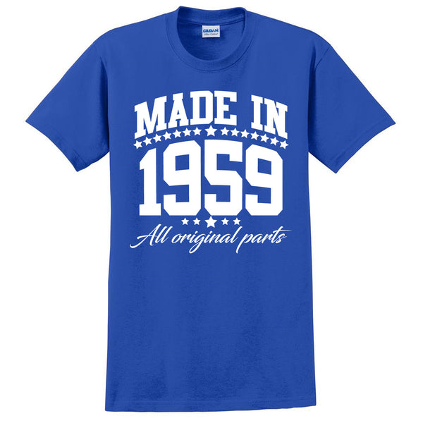 Made in 1959 all original parts T Shirt