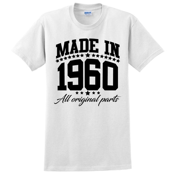 Made in 1960 all original parts T Shirt
