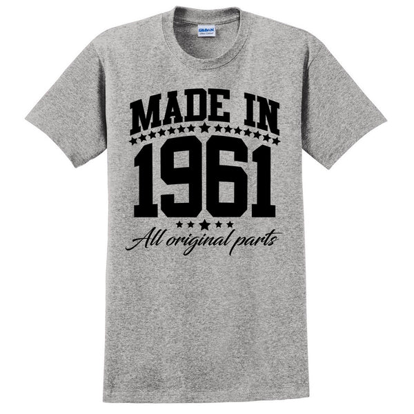 Made in 1961 all original parts T Shirt