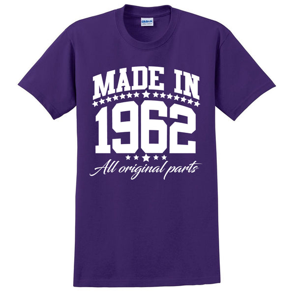 Made in 1962 all original parts T Shirt