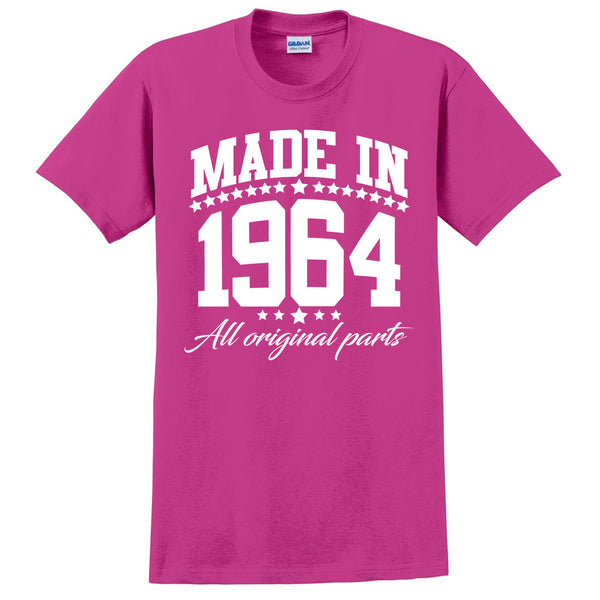 Made in 1964 all original parts T Shirt