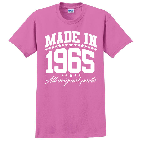 Made in 1965 all original parts T Shirt