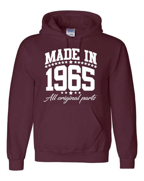 Made in 1965 all original parts Hoodie