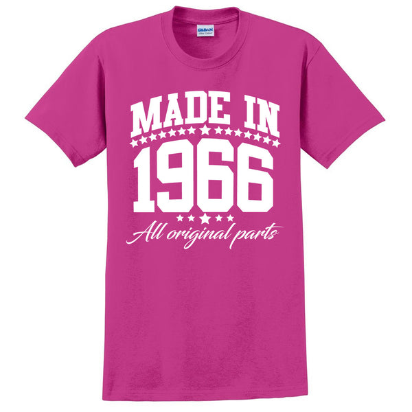 Made in 1966 all original parts T Shirt