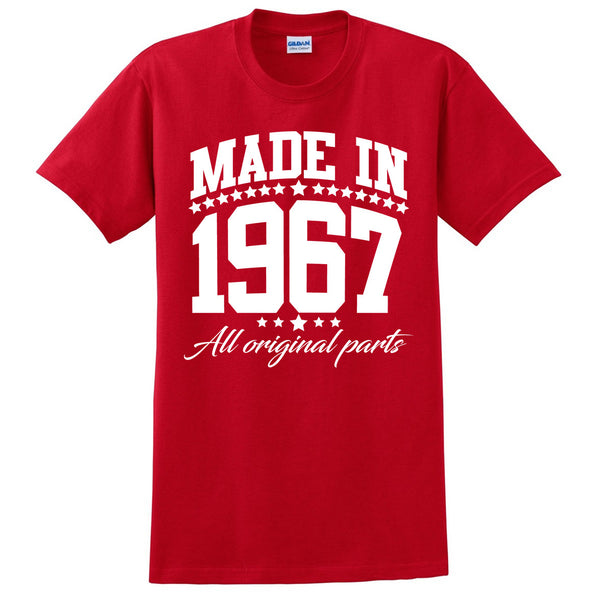 Made in 1967 all original parts T Shirt