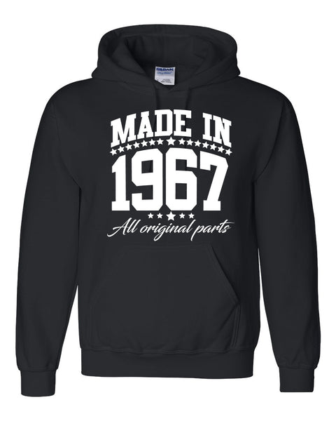 Made in 1967 all original parts Hoodie