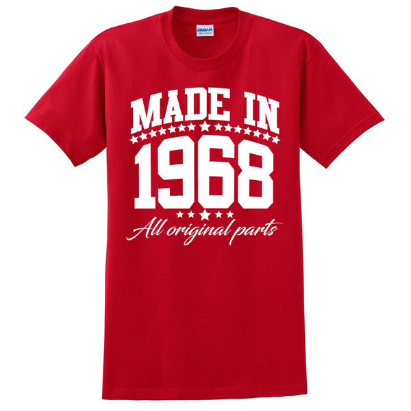 Made in 1968 all original parts T Shirt