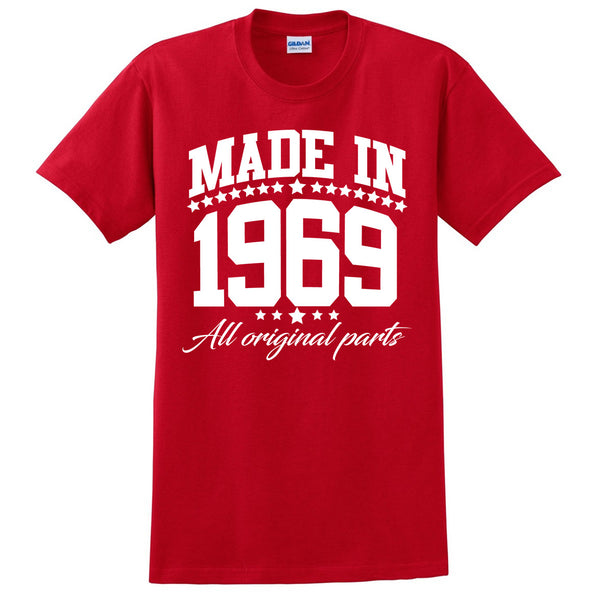 Made in 1969 all original parts T Shirt