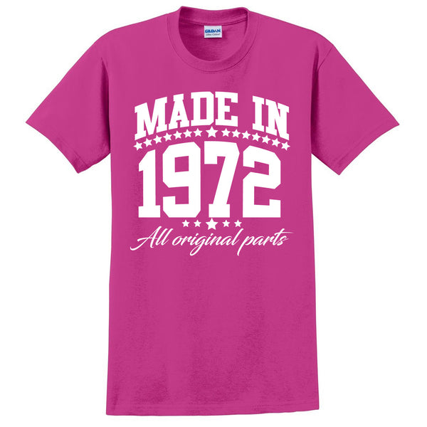 Made in 1972 all original parts T Shirt