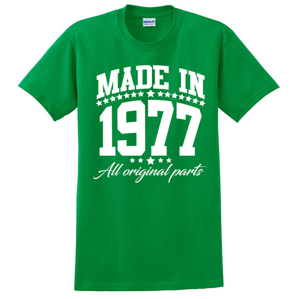 Made in 1977 all original parts T Shirt