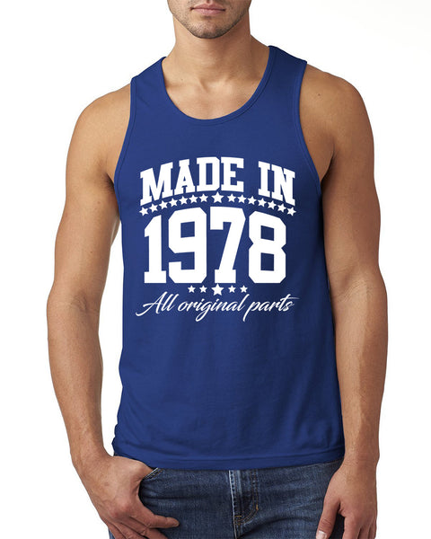 Made in 1978 all original parts Tank Top