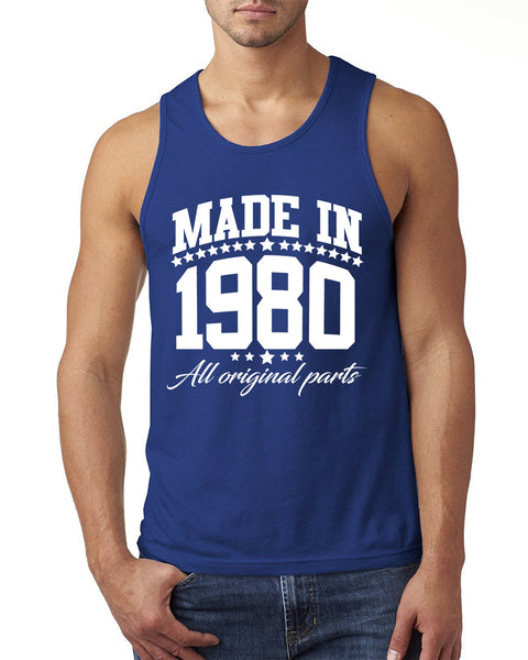 Made in 1980 all original parts Tank Top