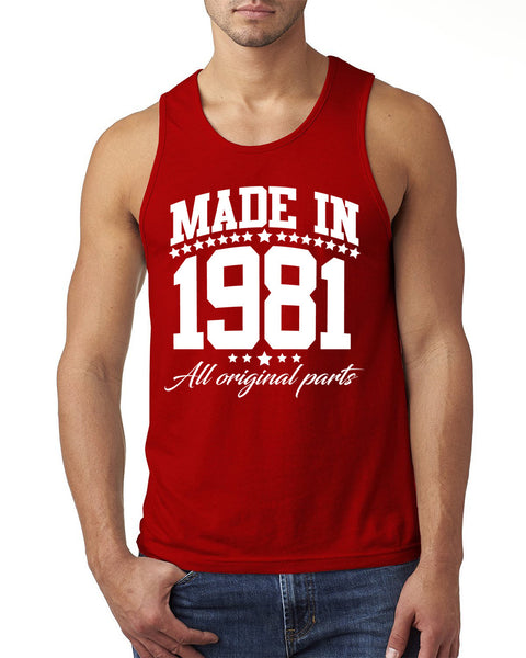 Made in 1981 all original parts Tank Top