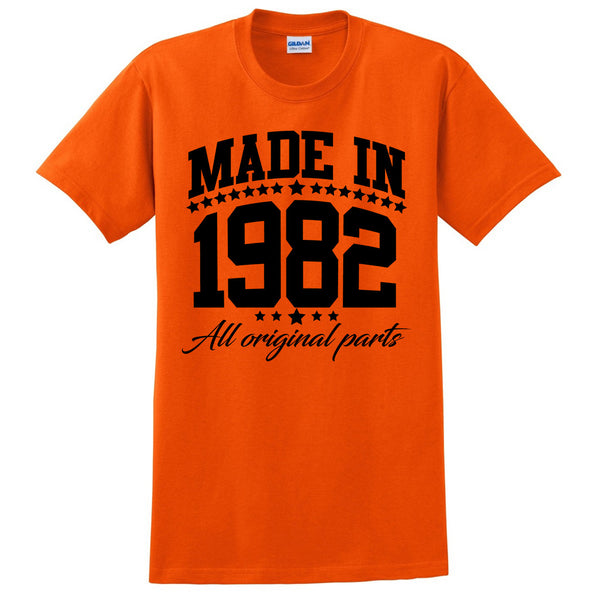 Made in 1982 all original parts T Shirt