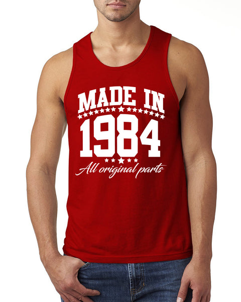 Made in 1984 all original parts Tank Top