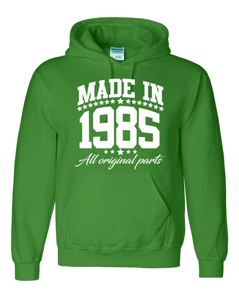Made in 1985 all original parts Hoodie