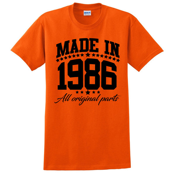 Made in 1986 all original parts T Shirt