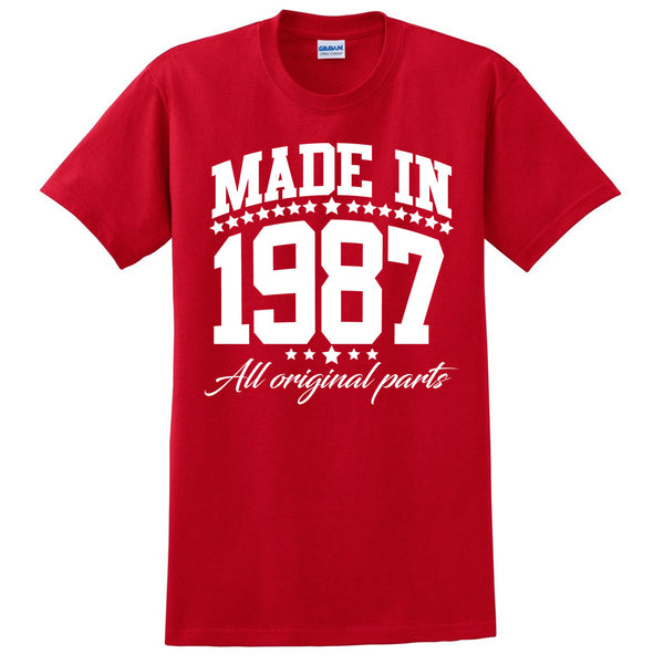 Made in 1987 all original parts T Shirt