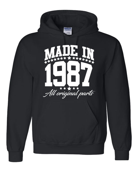 Made in 1987 all original parts Hoodie