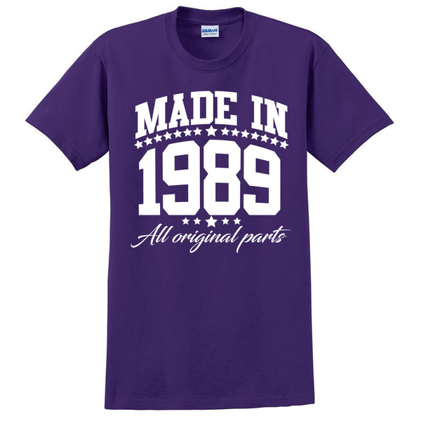 Made in 1989 all original parts T Shirt