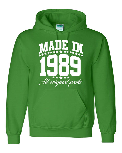 Made in 1989 all original parts Hoodie
