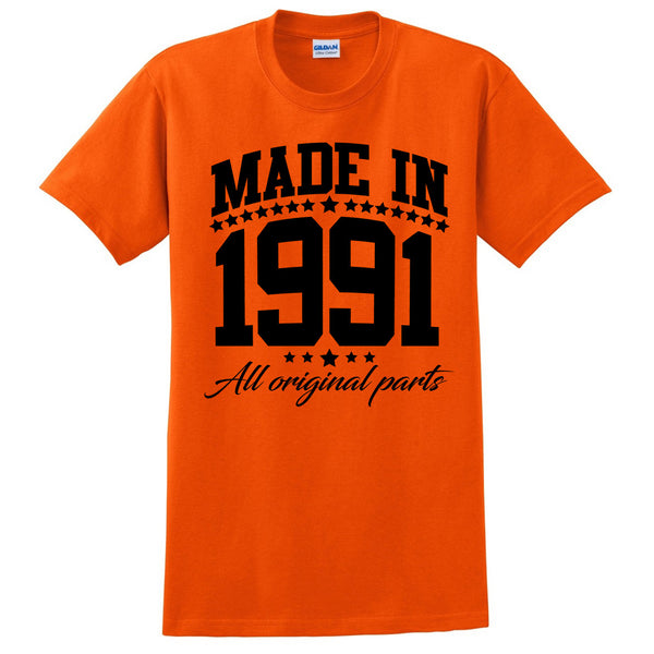 Made in 1991 all original parts T Shirt