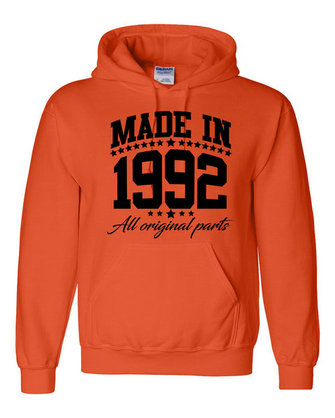 Made in 1992 all original parts Hoodie
