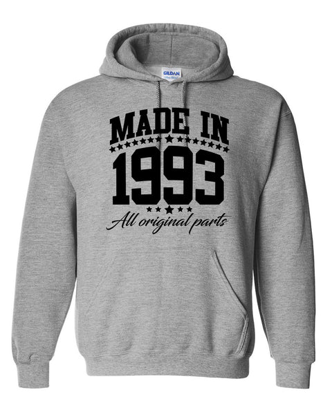 Made in 1993 all original parts Hoodie