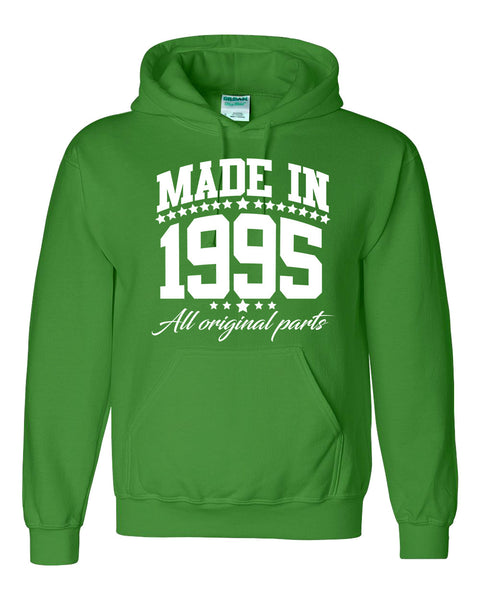 Made in 1995 all original parts Hoodie