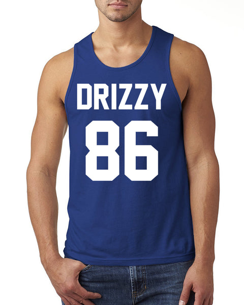 Drizzy 86 Tank Top