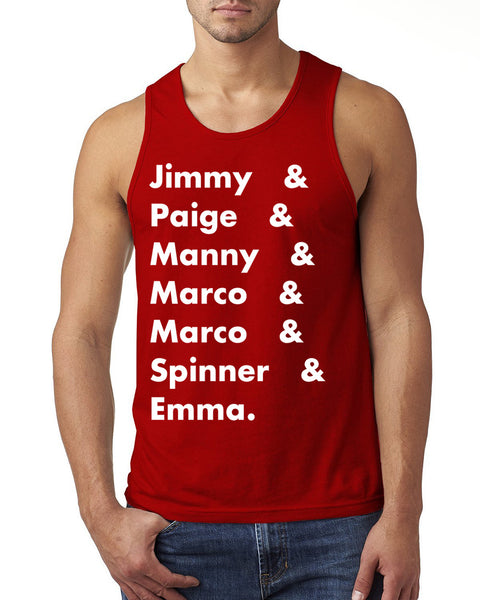 Jimmy marco manny spinner emma Tank Top