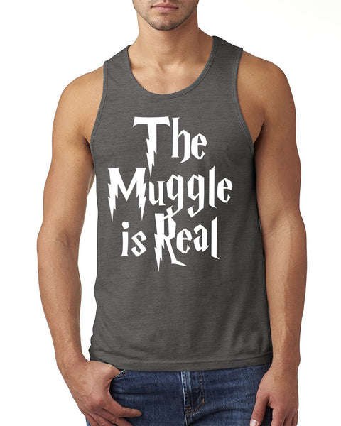 The muggle is real Tank Top