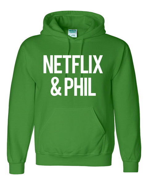 Netflix and phil Hoodie