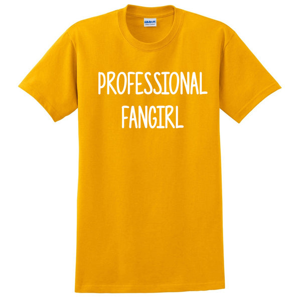 professional fan girl T Shirt